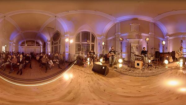 Musikvideo Nepomuk - 360°